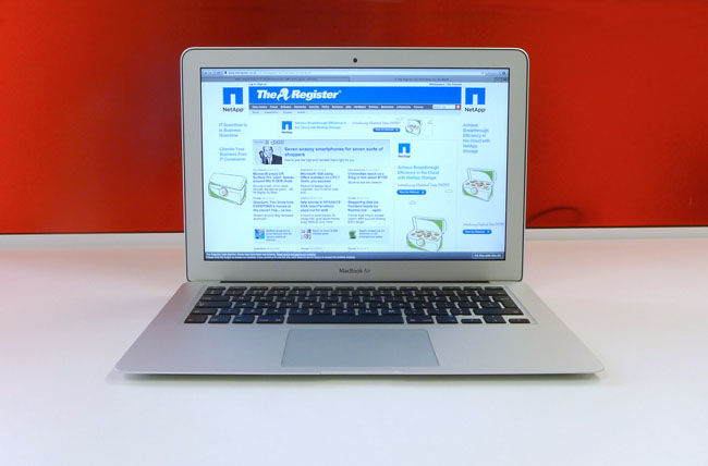 Apple MacBook Air 13-inch 2013