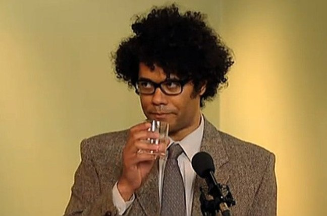 Maurice Moss, IT Crowd