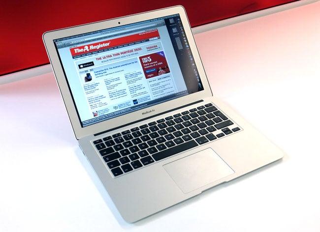 Apple MacBook Air 13in 2013