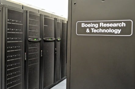 lotus F1 team's supercomputer