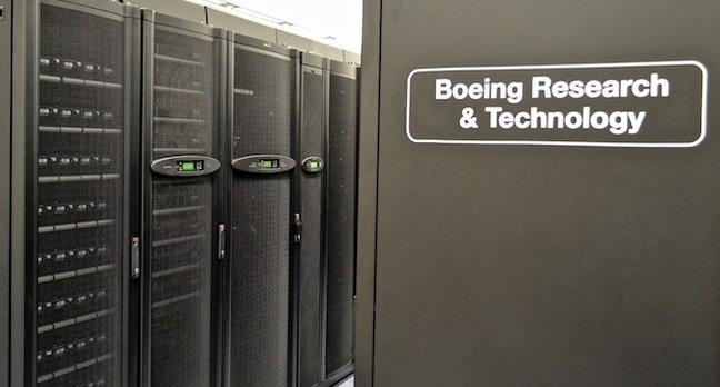 lotus F1 team's supercomputer