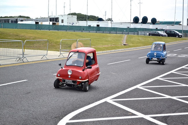 p50 micro cars at silverstone