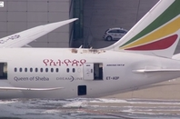 Ethiopian Airlines 787 Dreamliner fire at Heathrow