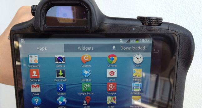 Samsung EK-GN120 Galaxy camera