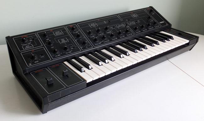 Yamaha CS10 monophonic synthesizer