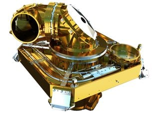 The Alphasat laser communications payload