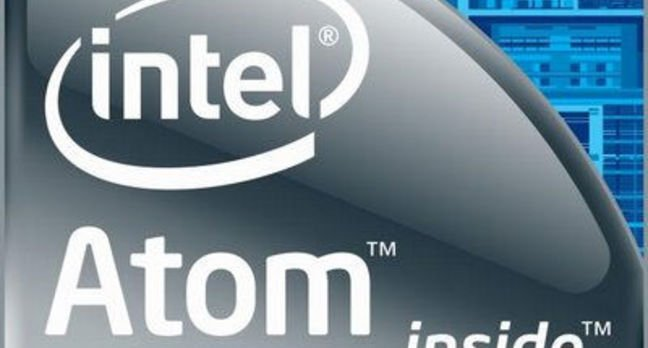 Official Intel Atom Inside logo