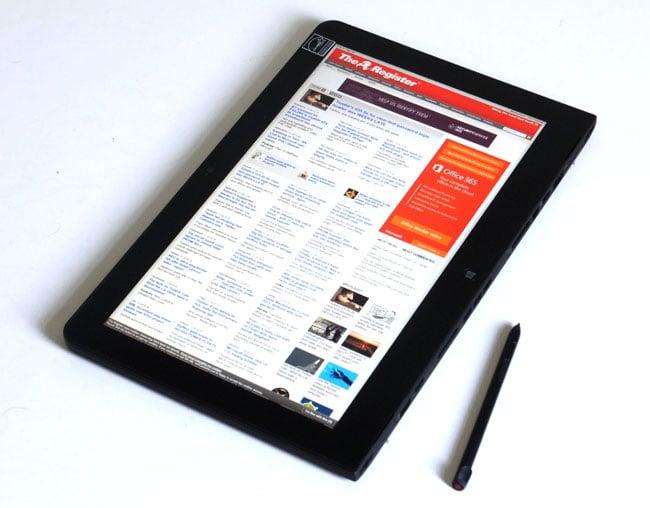 Lenovo ThinkPad Helix Ultrabook: Your new summer convertible