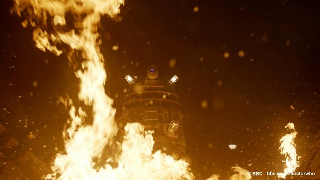 Doctor Who to face the Daleks in 50th Anniversary episode