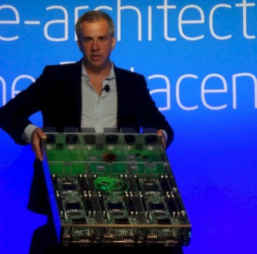 Intel wants to reconstruct whole data centers with its chips and pipes