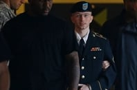 Bradley Manning in court