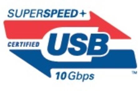 The USB 3.1 Logo