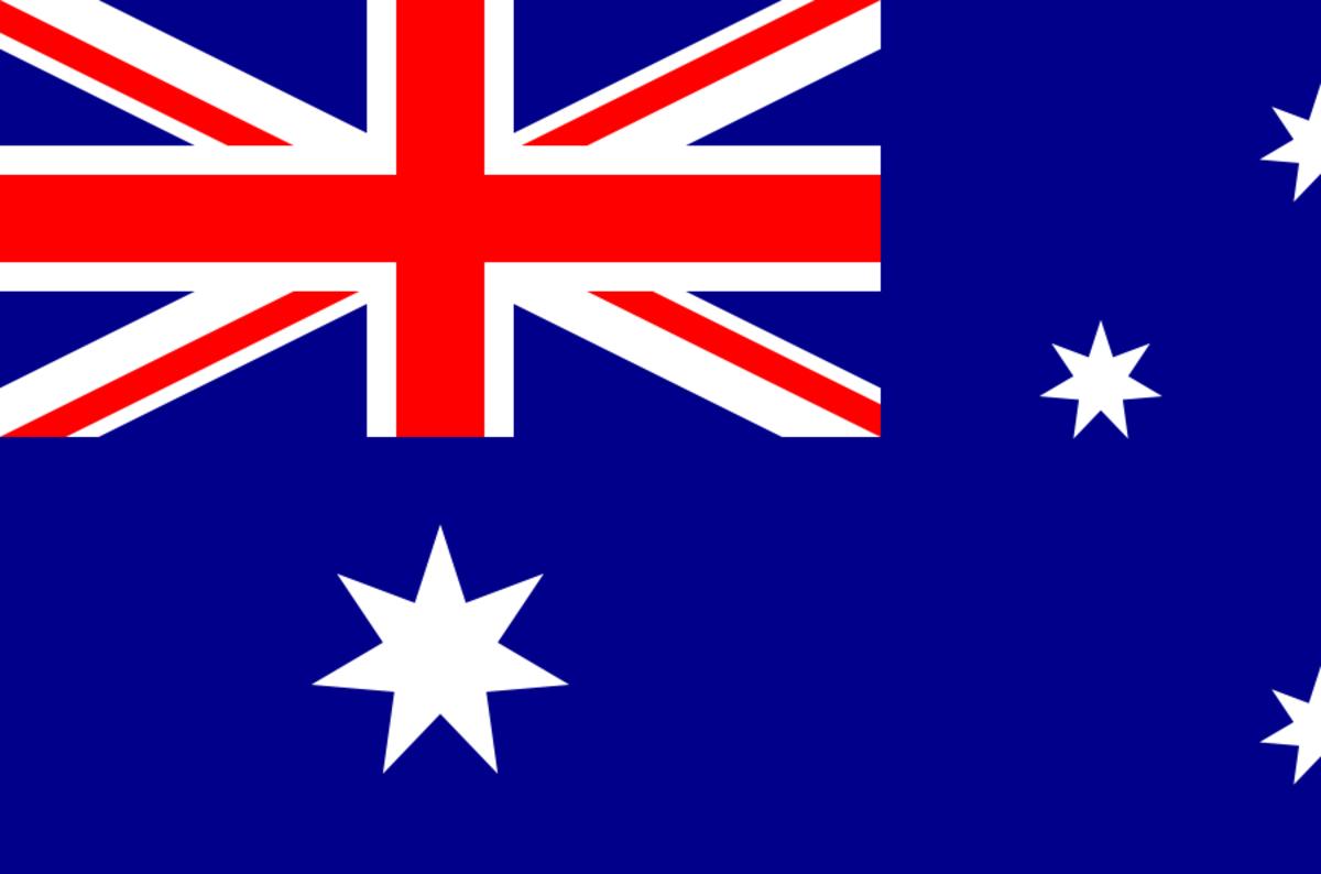 Ghostwriting services australia flag