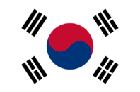 flag.South Korea
