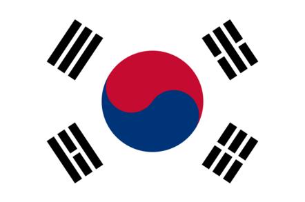 flag.South Korea