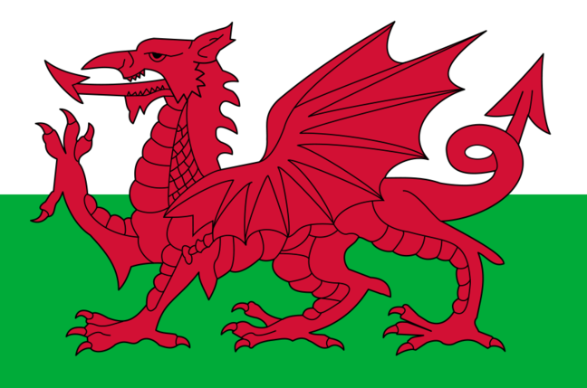 flag.Wales