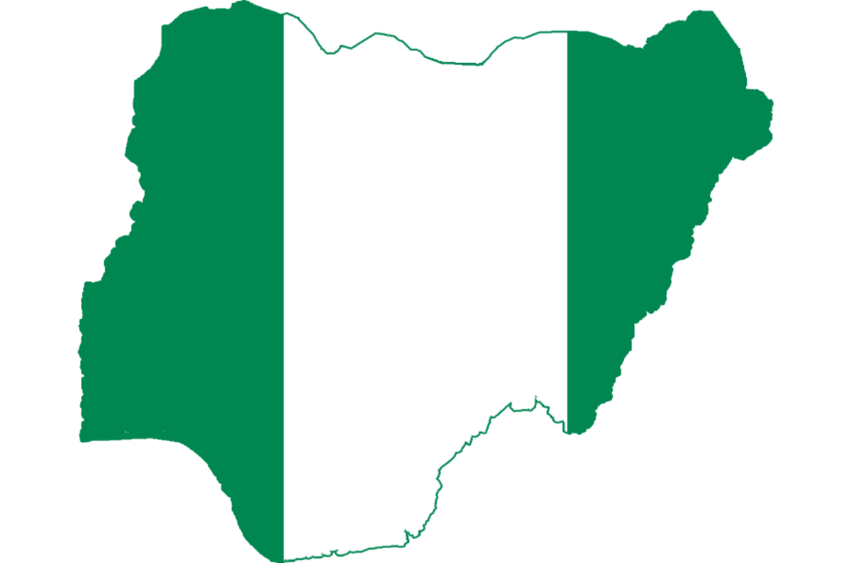 doing business report 2013 nigeria map