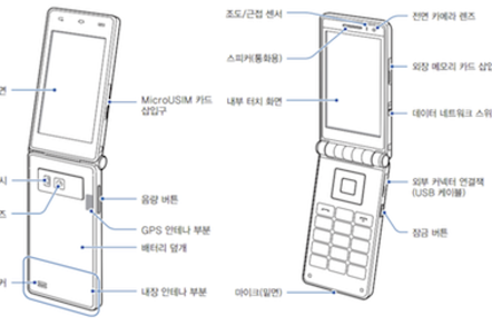 Samsung brings back clamshell phones with added Android