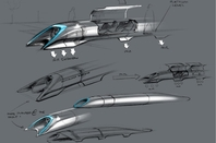 Hyperloop plans