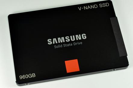 Samsung 3D V-NAND SSD