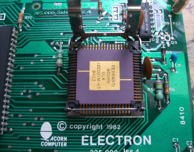 Acorn Electron ULA