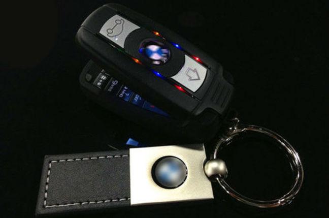 Car key fob phone