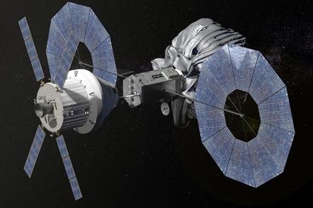Orion asteroid capture mission