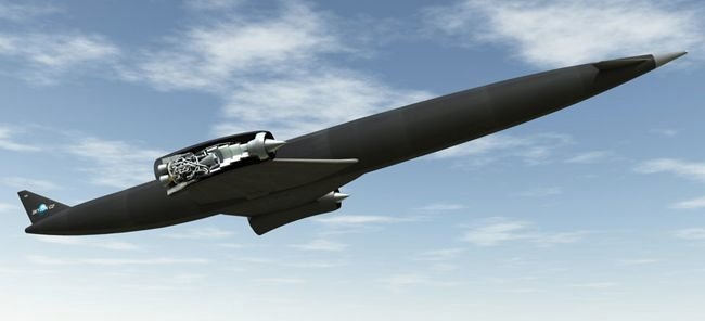 Reaction Engines' SKYLON spaceplane
