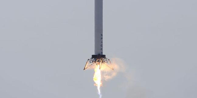 SpaceX Grasshopper