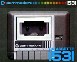Commodore Datasette