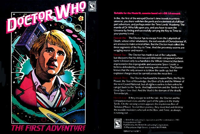 Doctor Who: The First Adventure