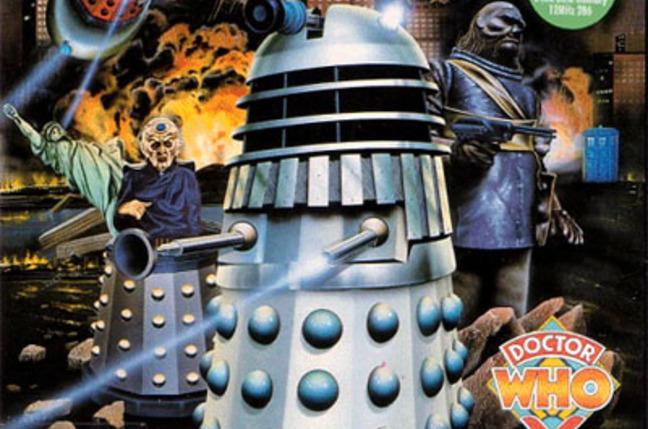 Dalek Attack
