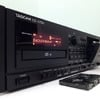 Tascam CD-A750 compact cassette deck and CD player combo
