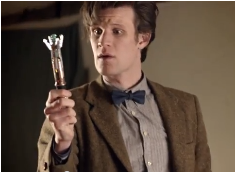 The last Sonic Screwdriver