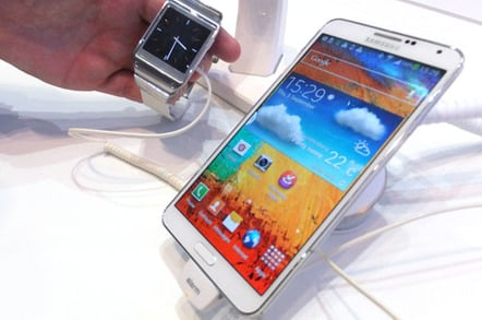 Wrist SLAP: Samsung Galaxy Gear smartwatch hands-on • The Register