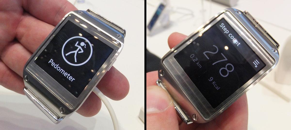 Wrist SLAP: Samsung Galaxy Gear smartwatch hands-on • The