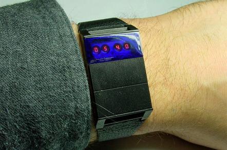 Sinclair Digital Watch