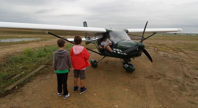 An Aeroprakt 22L2