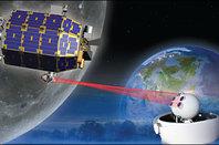 LLCD laser space broadband