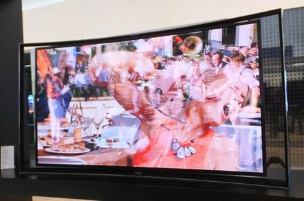 Samsung KE55S9C OLED 3D HD TV