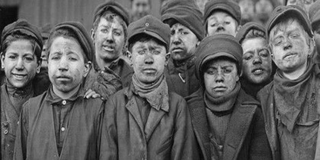 Child labourers