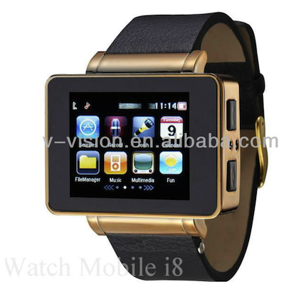 A fake iWatch from V-Vision of Shenzen