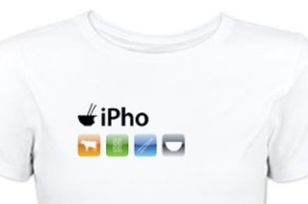 Does the global explosion in iPho suggest Apple is getting into the restaurant business?