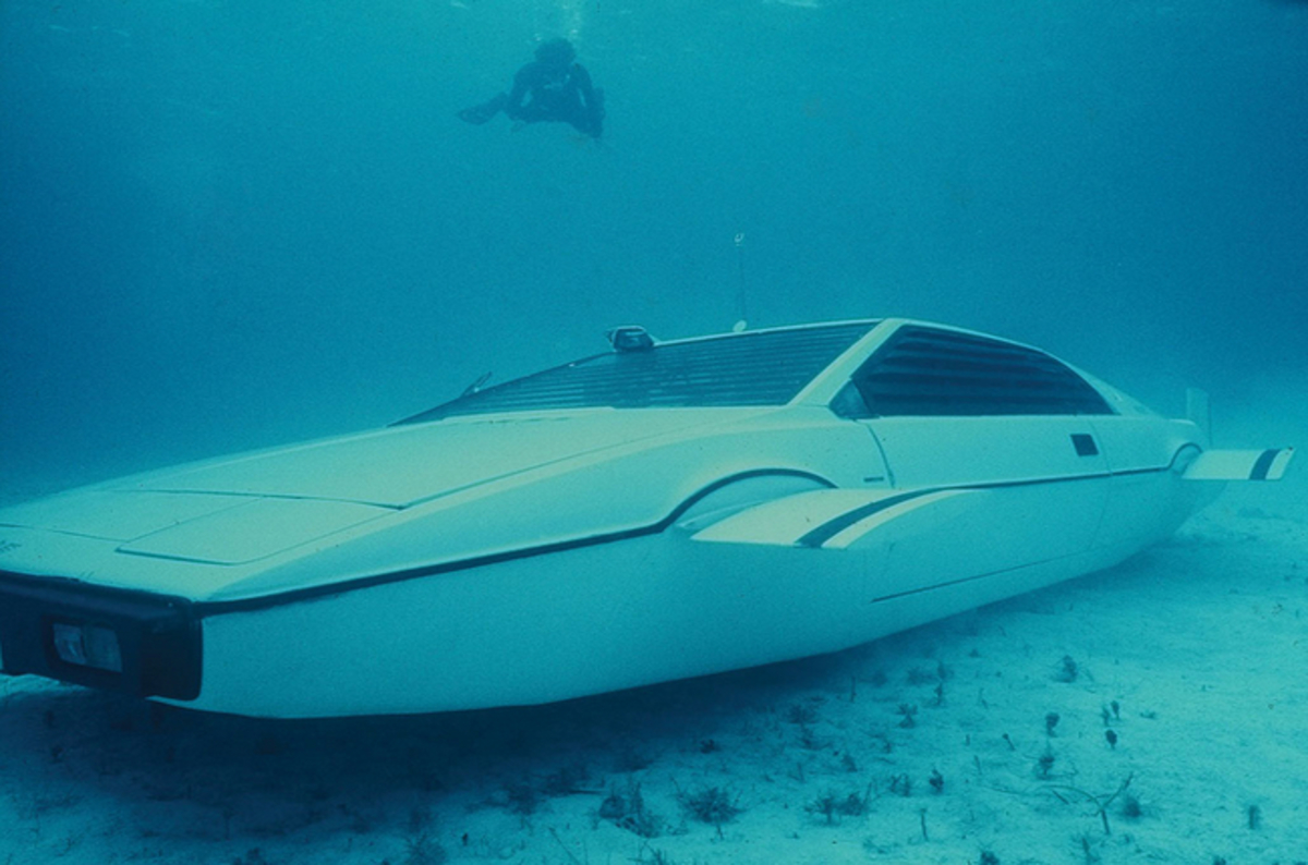 who buys rc cars with Musk Buys Bond Submarine Car on 81769 Doms 118 Collection likewise The Lexus Lc500h additionally Best Buys furthermore 3247 together with Depron Foam To Make A F 117 Stealth Jet.