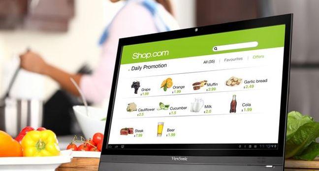 Viewsonic Smart Display