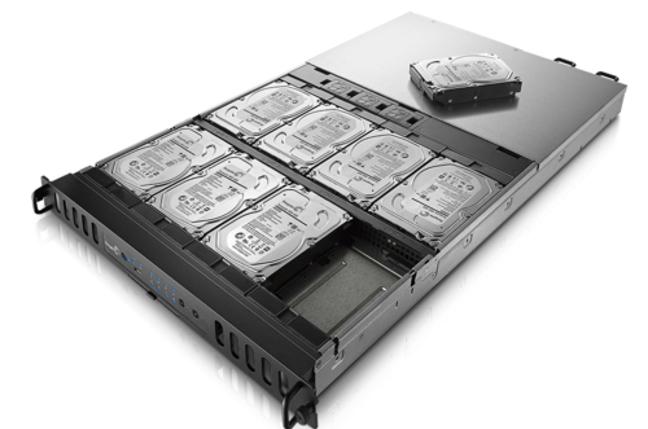 Seagate 8-bay rackmount NAS