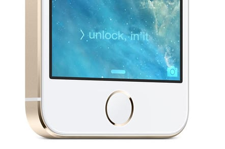 Gold iPhone 5s, in'it?