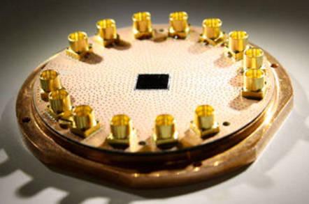 Queensland University's Quantum Chip