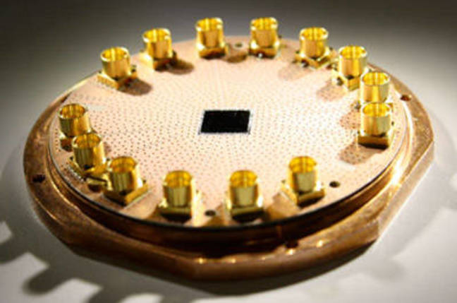 Queensland University's Quantum Chip