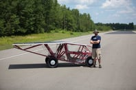 ETS World Solar Challenge entry